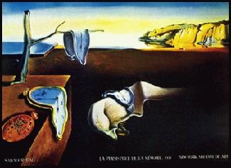 Salvador Dali Plakat 86 X 61 Cm
